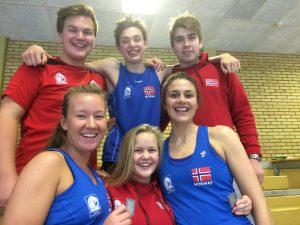 2015 Åpent Nordisk i Sverige