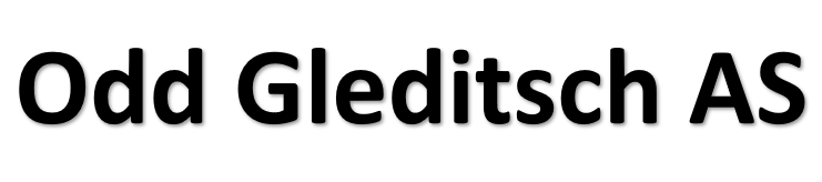 Odd Gleditsch AS logo